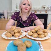 Картофельная монодиета