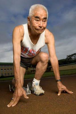Окинавская диета - долгожитель