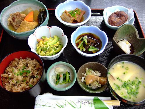 окинавская диета