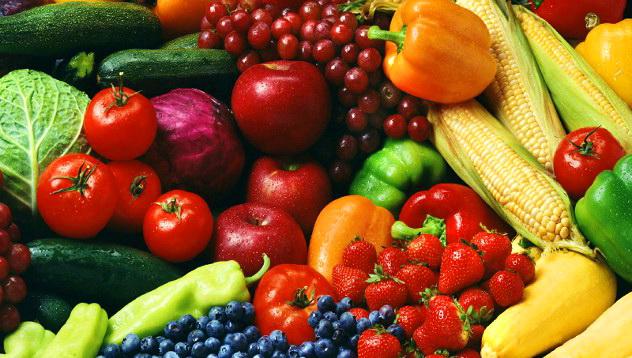 полезные продукты летом