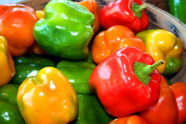продукты для летом- перцы