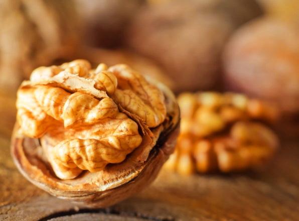 продукты для энергии, грецкий орех