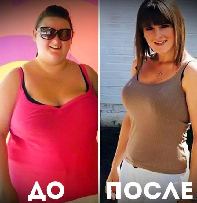 Реальные истории похудения за 2 месяца
