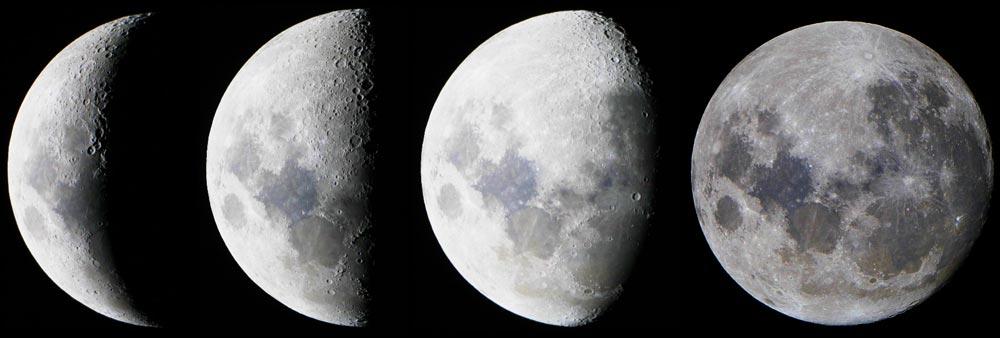 Похудение на фазах луны