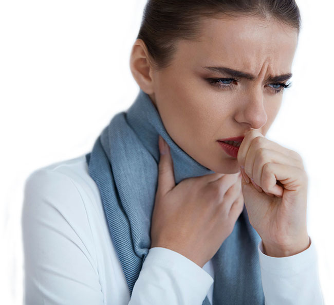 Препарат Ренгалин при лечении кашля всех видов