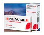 Ренгалин - таблетки и раствор от кашля