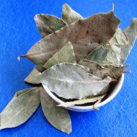 Листья с лаврового дерева