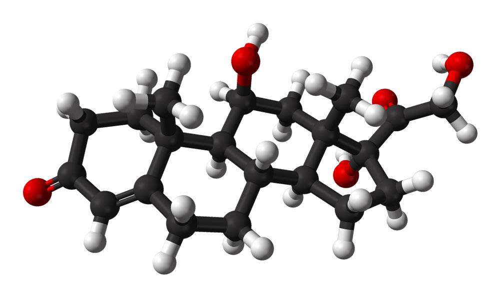 Формула кортизола