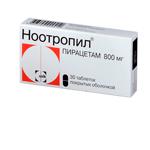 Ноотропный препарат Ноотропил