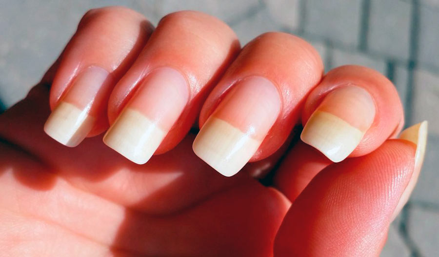 Красивые ногти с витамином E