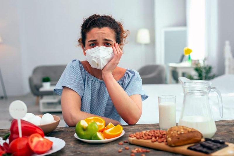 Пищевая непереносимость гистамина