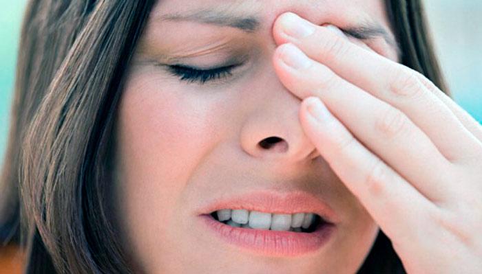 Лечение синусита каплями