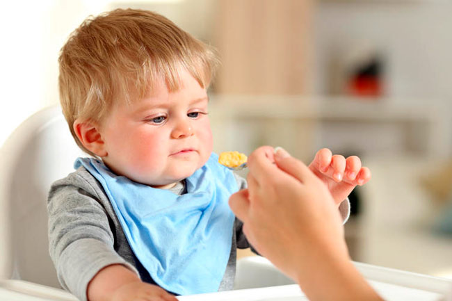 Дефицит железа у детей