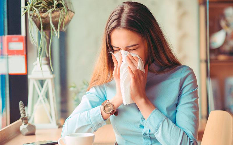 Влияние кверцетина на аллергию