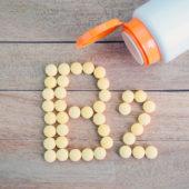 Витамин B2 - его функции