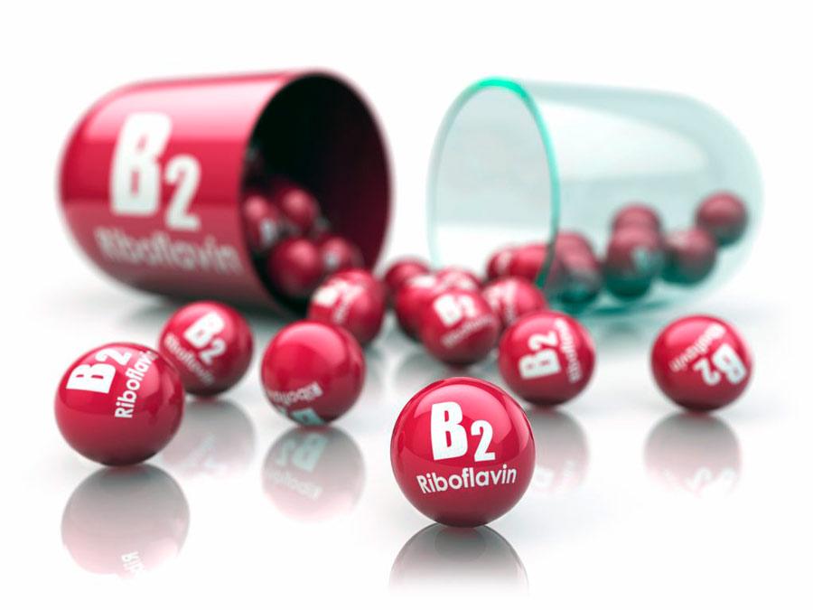 Дозировка витамина B2
