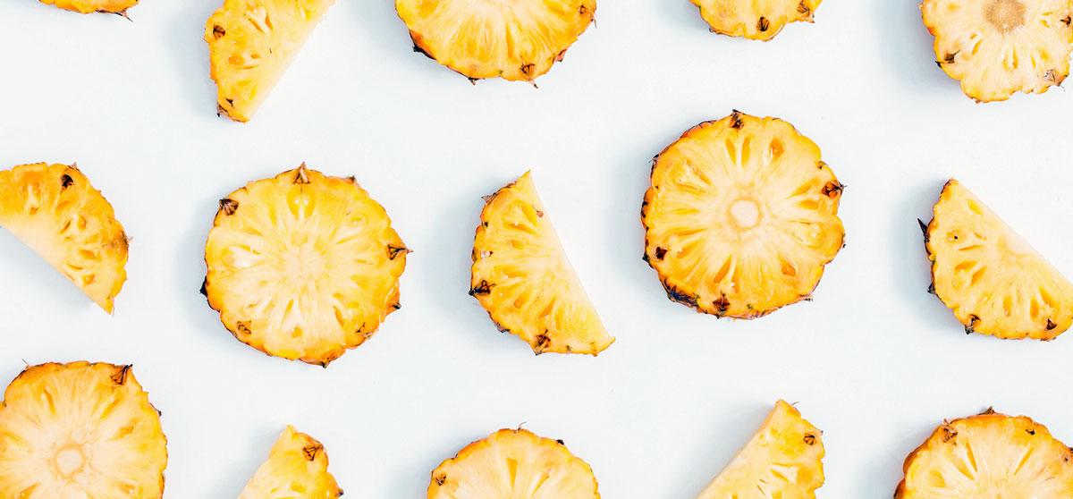 Бромелайн из ананасов